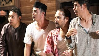 ZUL ARIFFIN Jadi Pak Lawak | Uqasha Senrose Jadi Puteri Bunian #HantuKakLimah
