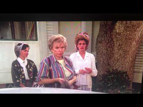 Steel Magnolias: Who the hell are you?