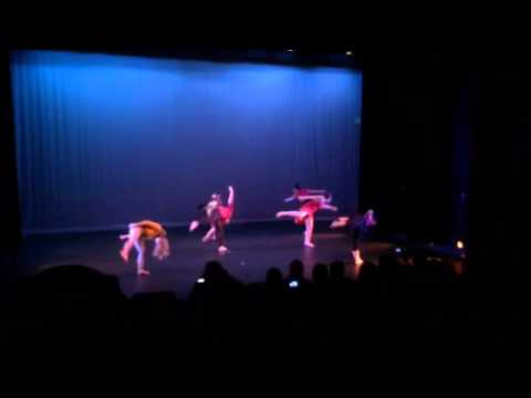 Academy of Arts & Academics: Fall Dance Performance (Maddie)
