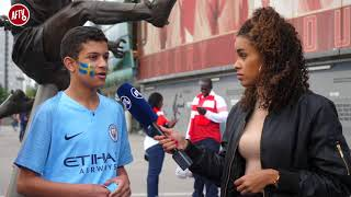 Arsenal 0-2 Man City | Lucas Torreira Impressed Me! (Manchester City Fan)