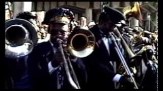 New Orleans Brass Bands & the Second Line