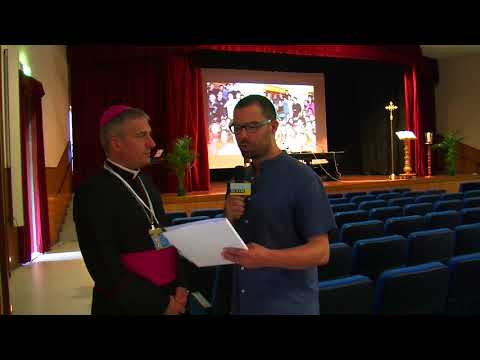 Convegno diocesano : intervista al Vescovo