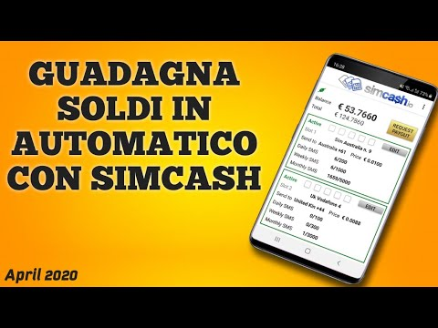 GUADAGNA SOLDI IN AUTOMATICO!!! SimCash
