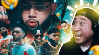 Coreano reacciona a Conexión 😂 ft. Bryant Myers, Eladio Carrion, Tory Lanez, Foreign Teck, J