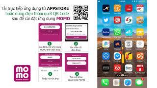 5 phút mua vé số Vietlott online bằng ví MOMO