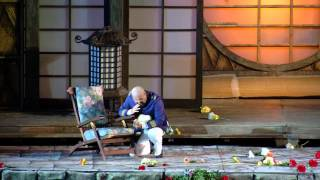 Madama Butterfly - Arena di Verona 2014 - Addio Fiorito Asil