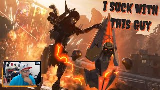 Apex Legends Season 4 Revenant Gameplay... But Couldn't Get A Win With Him