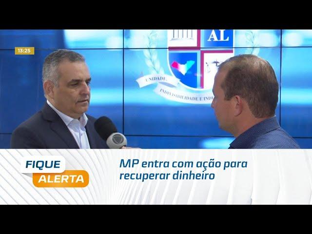 MP entra com ação para recuperar dinheiro pago à instituições irregulares
