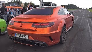 740HP Mercedes-AMG S63 Coupe Fostla PP-Performance