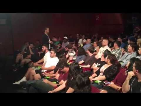 Ana Kasparian's heated exchange with heckler