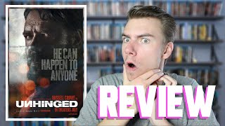 Unhinged (2020) - Movie Review