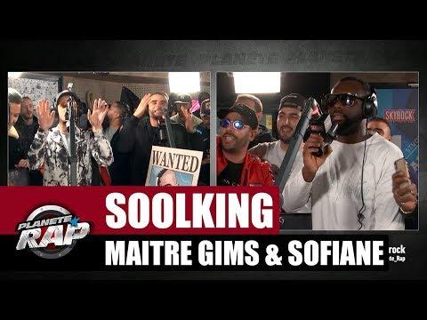 [EXCLU] Soolking, Maître GIMS & Sofiane 'Guérilla' (Remix) #PlanèteRap