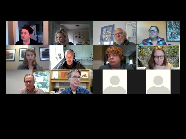 May 27, 2021 - MCDD Board Meeting