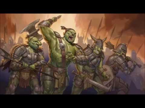 Orc Battle Music - Orc Warriors