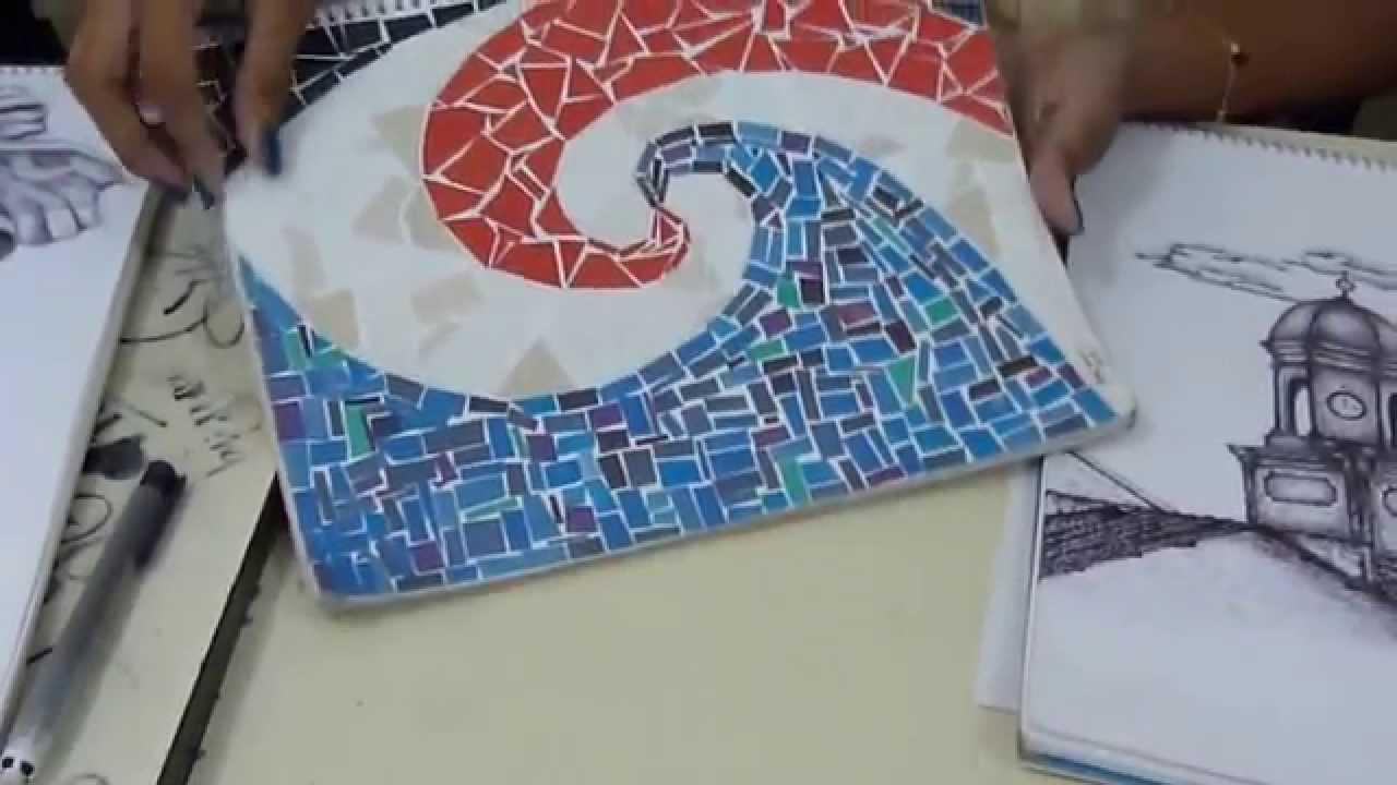 Etr De Artes Visuales Arte En Colectivo Demostrando El Talento Artístico De Nuestros Estudiantes Youtube