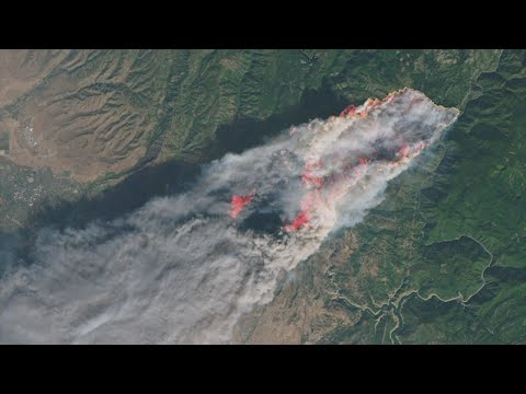 NASA using satellite tech to track wildfires and smoke from space