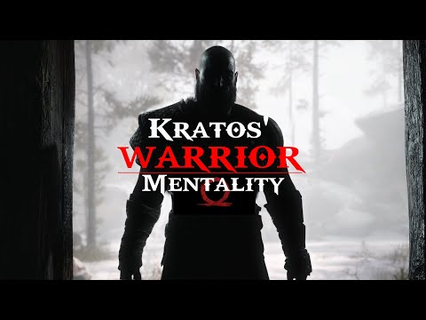 Kratos' Warrior Mentality | (Spiritual Lessons We Learned In God Of War 4)