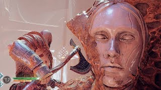 Download Video God of War 4 2018 Stone Ancient Boss Fight No Damage Walkthrough Part 19 PS4 PRO MP3 3GP MP4