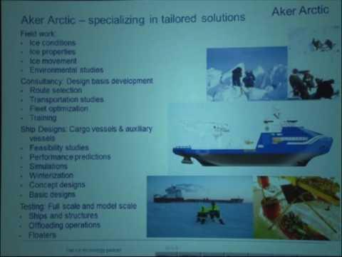 AES 2013 - Arto Uuskallio, Aker Arctic, Finland
