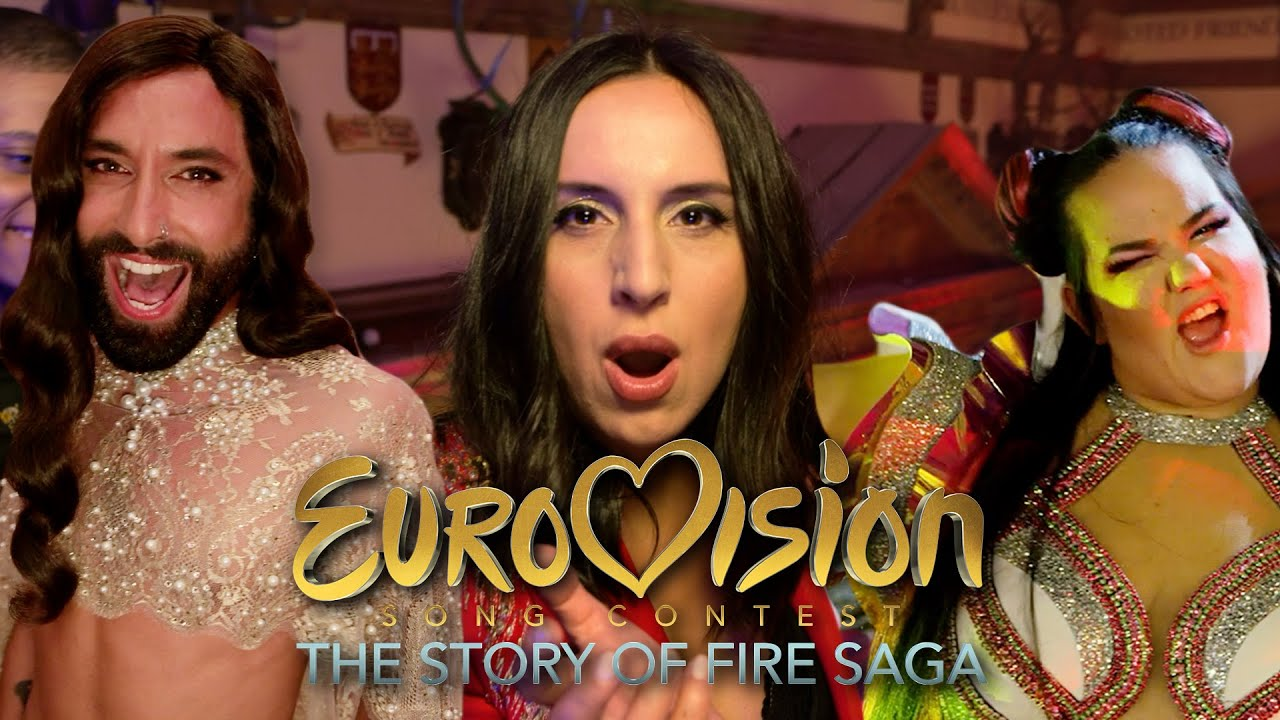 Eurovision Song-Along (Official) - Iconic Contestants Join The Party