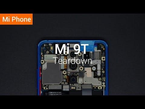 Mi 9T: Teardown