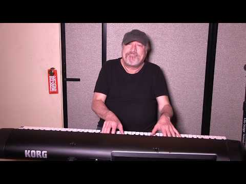 """""""The Gambler"""" (Kenny Rogers) - Learn to play it on piano using Synthesia!"""