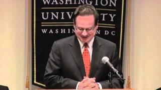 The George Washington University Academic Honors Dinner
