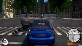 Vin Diesel Wheelman PC Gameplay 360° Spin Drift [HD]