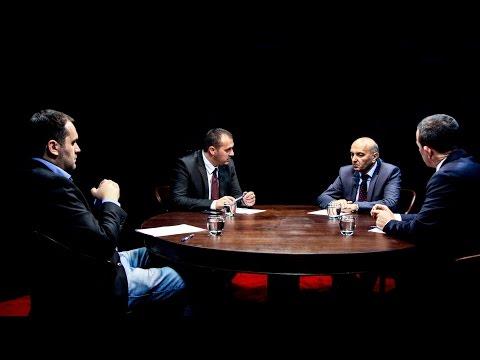 """Emisioni """"Komiteti"""" - Mysafir, Isa Mustafa"""