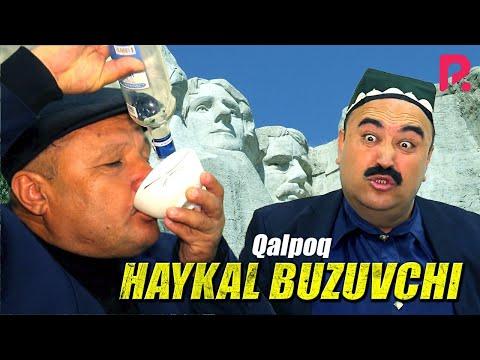 Qalpoq - Haykal buzuvchi (hajviy ko'rsatuv)