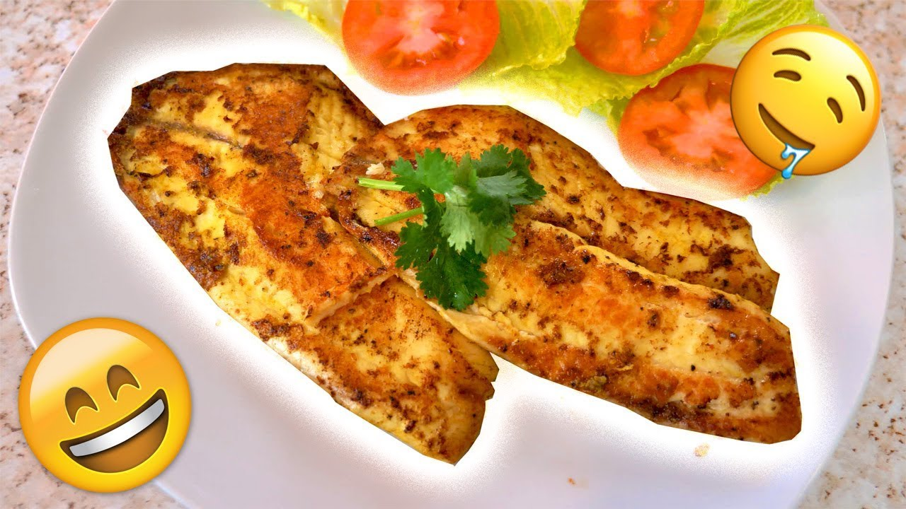 Como Hacer Filete De Pescado - Facil Y Saludable