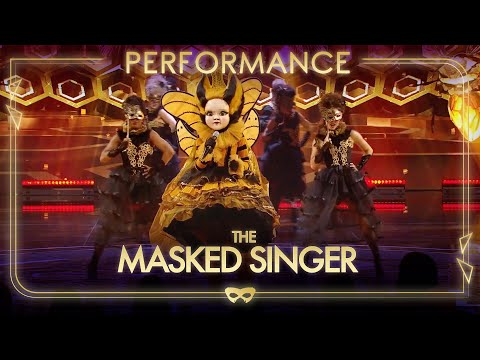 Queen Bee Performs: 'Somebody Else's Guy' By Jocelyn Brown | Season 1 Final! | The Masked Singer UK