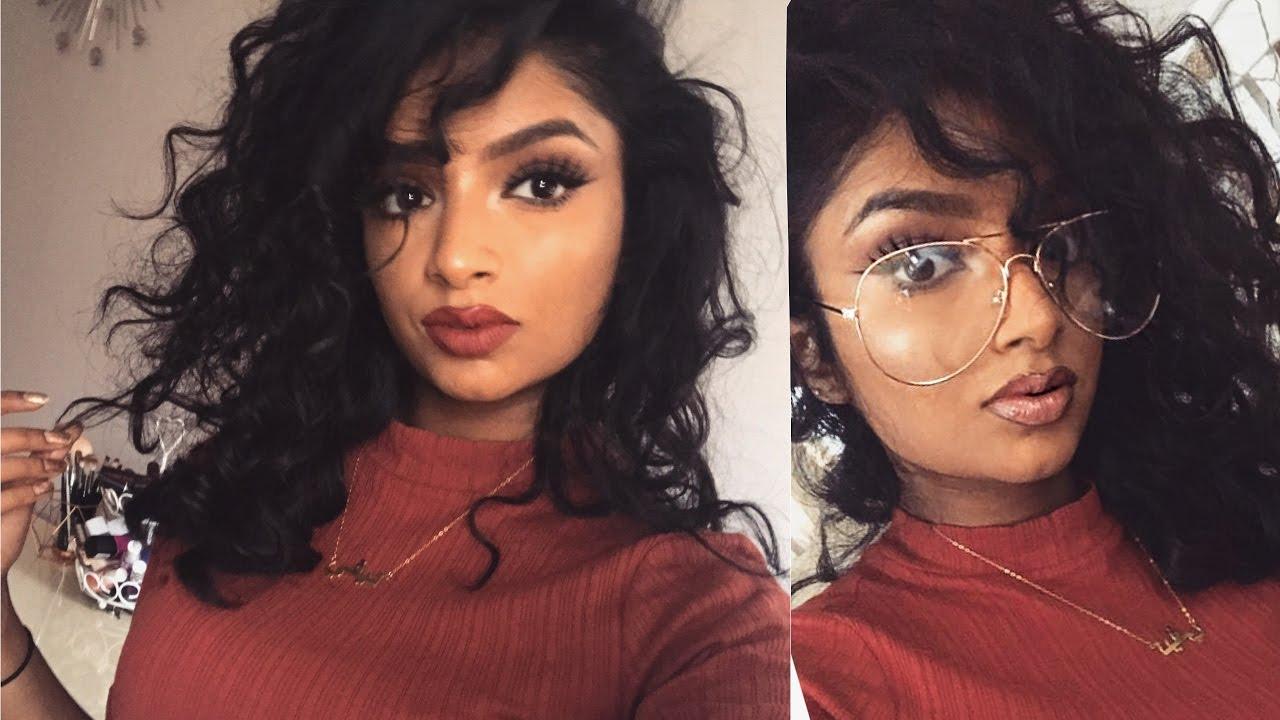 overnight heatless curls instagram