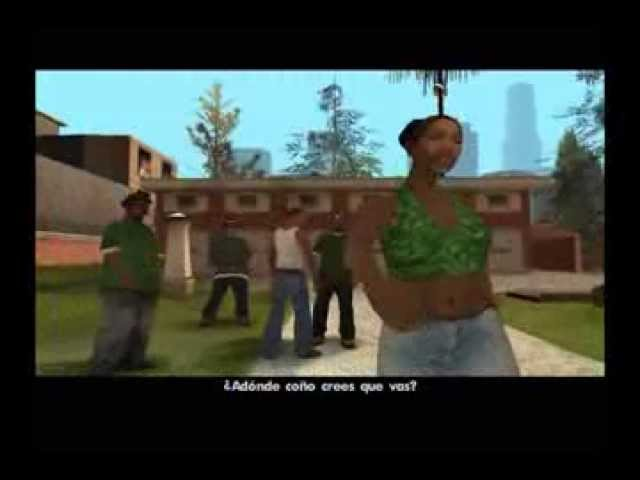 Grand Theft Auto: San Andreas - Episodio 1 Videos De Viajes