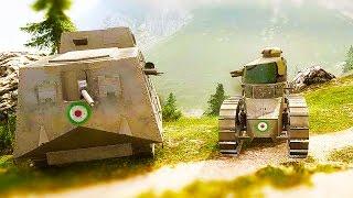 BATTLEFIELD 1 - Talking Tanks Episode 2