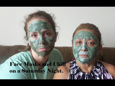 Face Masks and Chill!