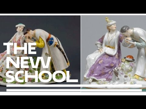 Fashion and Ostentation: The Politics of Porcelain I The New School