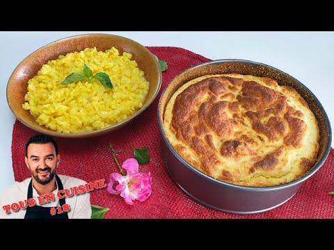 tous-en-cuisine-#18-:-je-teste-le-soufflÉ-au-comtÉ-et-le-risotto-À-la-milanaise-de-cyril-lignac-!