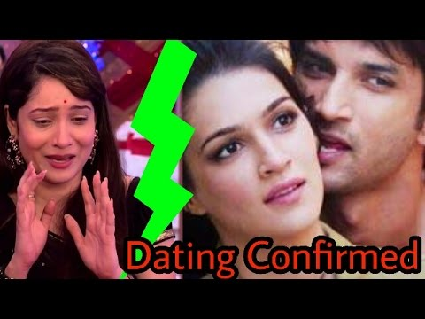 Thumbnail: Ankita Lokhande cries loud on Sushant & Kriti Sanon's Relationship Confirmation|Shocking news
