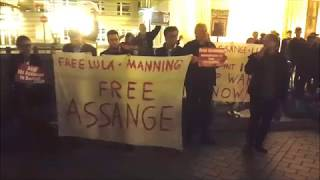 #Candles4Assange #FreeAssange / Thilo Haase #Berlin Sept. 25