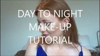 Day to Night Make-Up Tutorial  | LAETITIANA