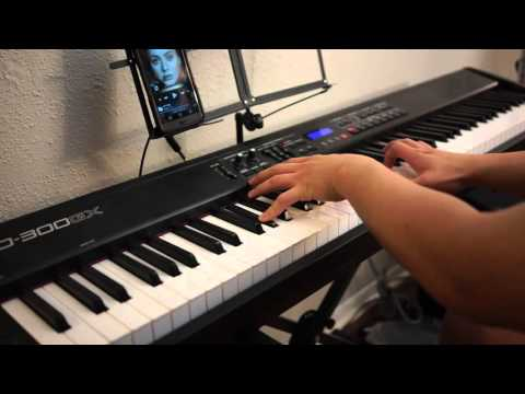 Adele - All I Ask Piano Cover