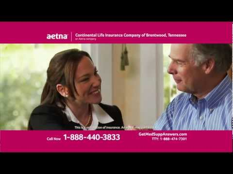 Aetna - Medicare Supplement - Easy Answers