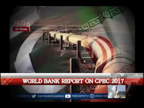 amazing report of world bank on CPEC