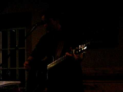 """Robert Vance Performs Blue Rodeo Cover """"After The Rain"""" March 4th 09"""