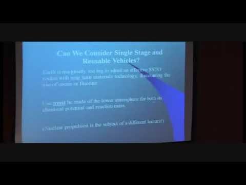 Reaction Engines Lecture - Alan Bond