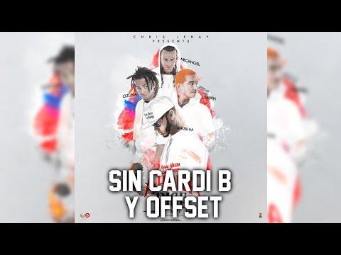 Ahora Dice (Remix) [Sin Cardi B, Offset] - Anuel AA ft. Ozuna, J Balvin y Arcángel