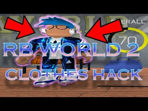 HOW TO HACK YOUR CLOTHES! (ARTMONEY) - {RB World 2} #5