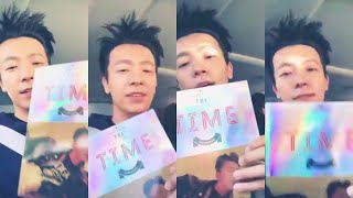 """Gambar cover Lee Donghae """"unboxing time slip album"""" ft. Shindong YouTube LIVE Stream - 191025"""
