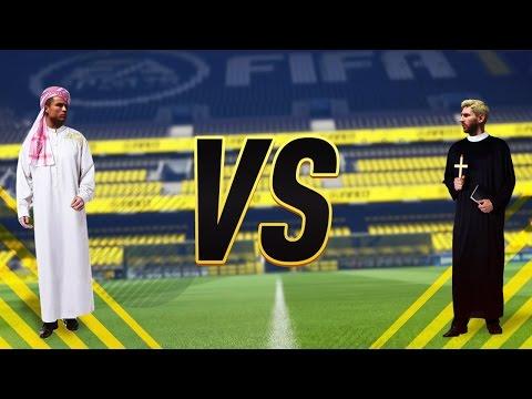 MUSLIM vs CHRISTIAN TEAM - FIFA 17 !!!
